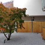 Bambuszaun mit Desingnaward